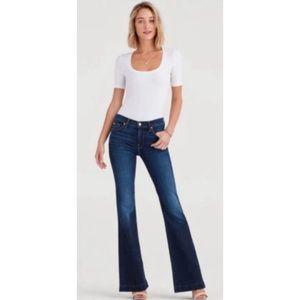 7FAM Dojo Flare Trouser Jeans
